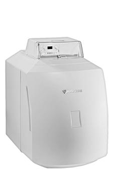 JUNKERS SUPRASTAR-O KU 21 con regulación EMS, caldera de gasoleo presurizada de pie de 21 Kw de baja temperatura. Solo calefacción