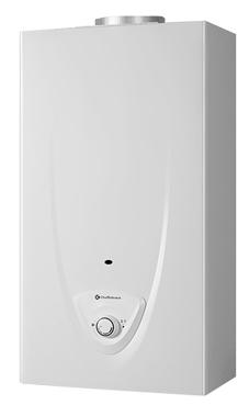 CHAFFOTEAUX-MAURY Fluendo Plus 11 ONT B  GN calentador atmosférico de gas natural, de 11 litros/min